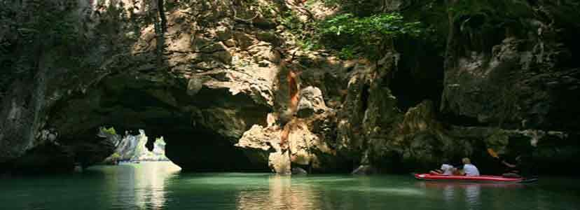 Phang Nga Bay Bay James Bond Tour By Big Boat With Canoeing
