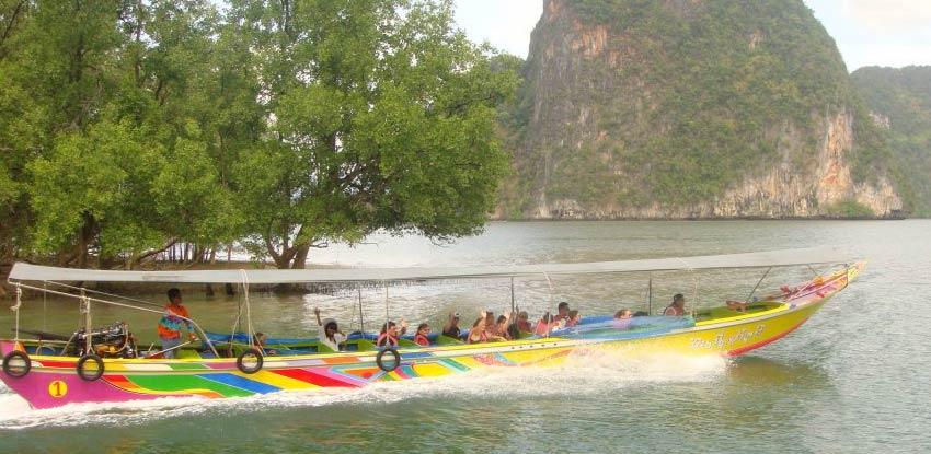 Canoeing Trip at Talu Cave